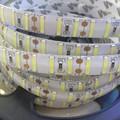 120led/M Duplo Chip SMD 8520 branco led strip DC12V 5 M 600 LEDS flexível levou corda fita bar luz da decoração ao ar livre indoor