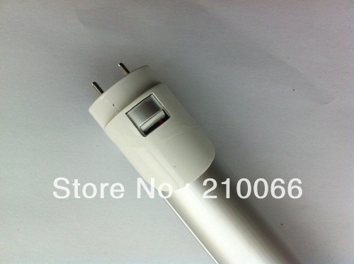 LED tube SMD2835 T8 9W 600mm 48pcs led zeppelin High power leds 95lm  white cover 4pcs/lot freeshipping
