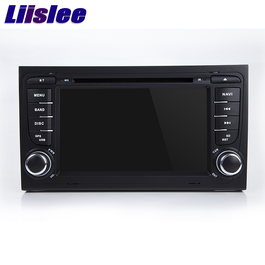 Liislee For Audi A4/Seat Exeo Android system Multimedia Radio Navi Car Navigation GPS Stereo Player Car DVD