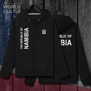 Image 5 - Namibia NAM Namibian NA mens fleeces hoodies sweatshirt winter zipper cardigan jerseys men jackets and coat tracksuit clothes