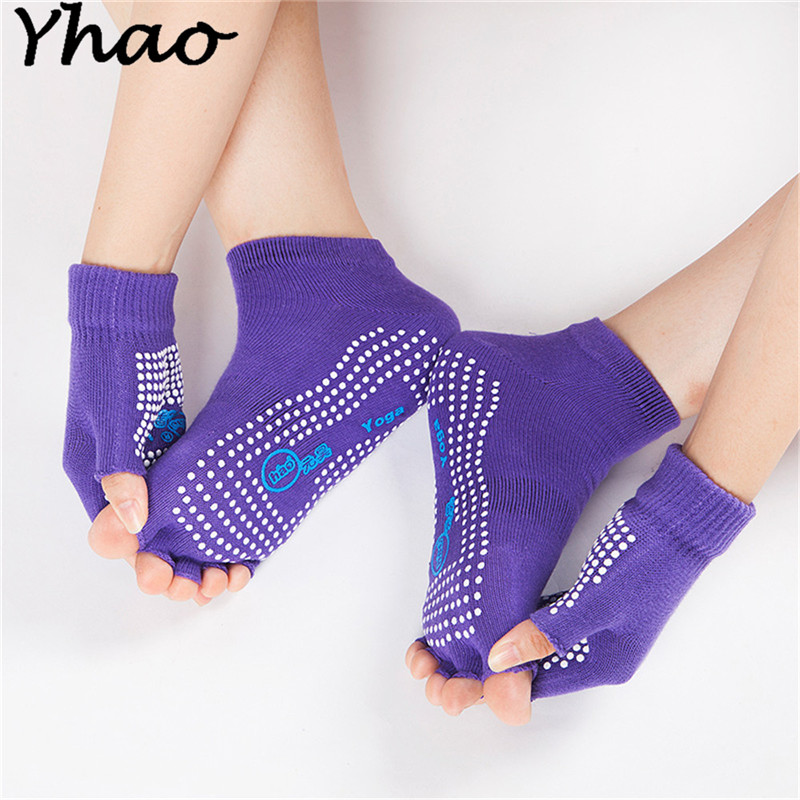 HTB1hMawbJrJ8KJjSspaq6xuKpXam - Non Slip Toe Socks & Gloves Set For Pilates and Yoga