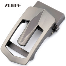 купить ZLRPH Famous Brand Belt Buckle Men Top Quality Luxury Belts Buckle for Men 3.5 cm Strap Male Metal Automatic Buckle cummerbund по цене 1007.54 рублей