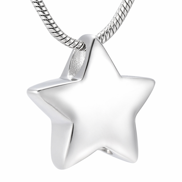 Memorial jewelry small star charm cremation urn pendant ashes memorial jewelry small star charm cremation urn pendant ashes memorial necklace 316l grade aloadofball Gallery