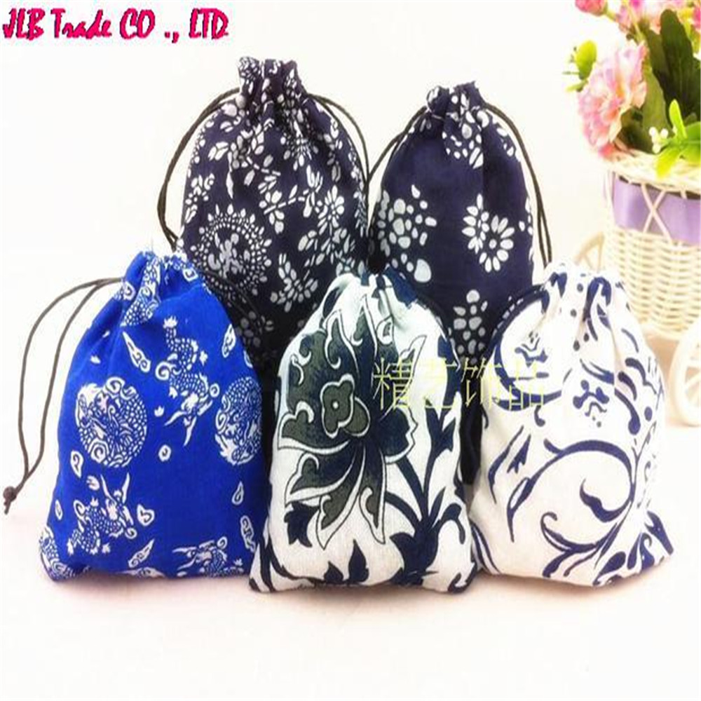 China National Wind Cotton Printing Drawstring