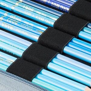 Image 4 - חמוד 168/216 חורים בית ספר קלמר Kawaii עונשין Pencilcase ילדים בני בנות גדול עט מקרה תיבת עבור ארון סמני צבעוני עפרונות