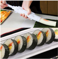 Sushezi Roller Kit DIY Sushi Maker Rice Mold Kitchen Sushi Making Tool Set sushi mold,cooking tools,Set for sushi roll
