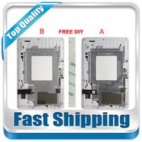 New For Acer Iconia A3 A20 A3 A20 MCF 101 1696 FPC V2 101 1696 04 V1 LCD Display Touch Screen with Frame Assembly