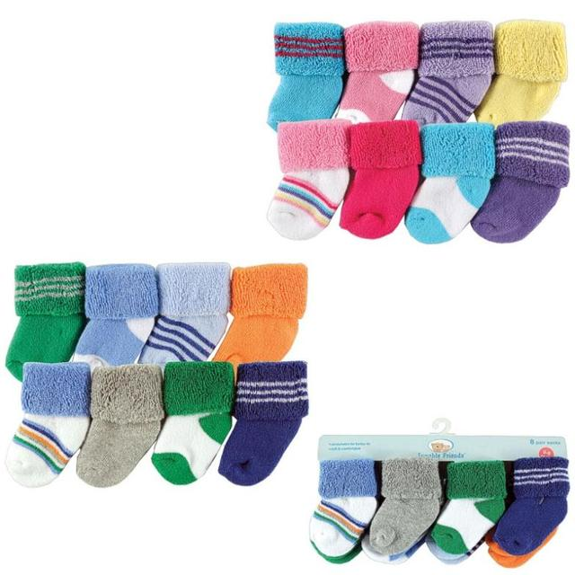 Kids' Soft Cotton Socks