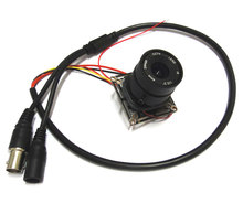 HD 2.0mp AHD CCTV Camera Module 2MP 1920x1080p 1/2.8″ CMOS sensor Security PCB board with 3mp CS lens + IR cut + cable