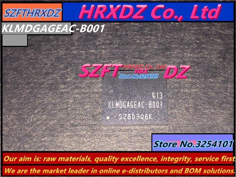 SZFTHRXDZ      100% new original KLMDGAGEAC-B001 BGA 128GB 1pcs 2pcs 5pcs 10pcs 100% new original klmdgageac b001 bga 128gb emmc tablet or mobile storage chip klmdgageac b001