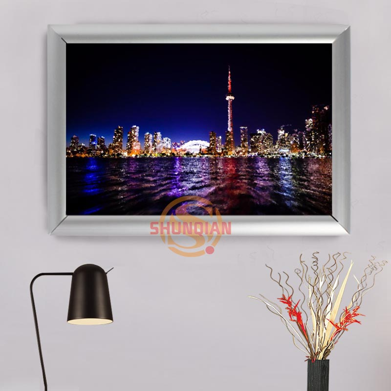 Toronto Picture Photo Painted Painting Print On Canvas For Home Decor Oil Painting Arts Frame H0317uio66