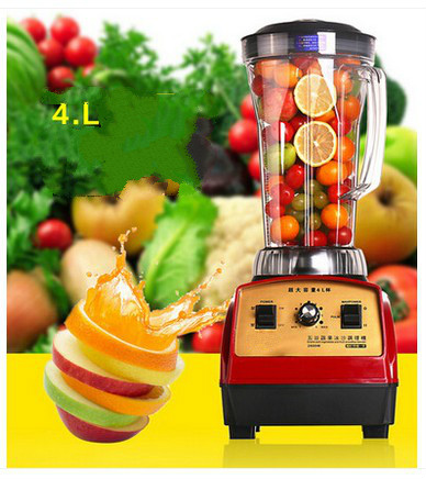 Ice Crushers commercial ground soybean milk maker of horsepower grain and fruit vegetable food machine smoothies