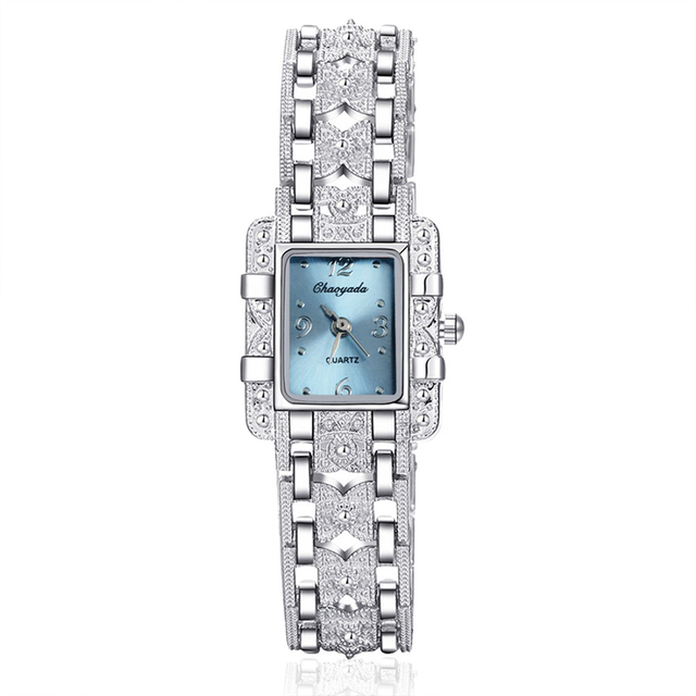 Women's Luxury Stainless Steel Watch 5