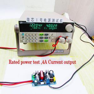 Image 4 - Convertidor de CA a CC, 110v, 220v a CC, 12v, 4A, 50W, placa de alimentación conmutada máxima 6A, módulo de fuente de alimentación del controlador LED