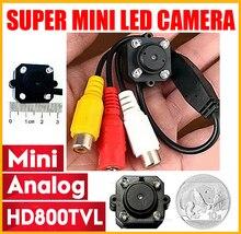 Very Small!CMOS 700TVL Mini Audio Mic HD CCTV Analog Camera Security Color Led Infrared Night Vision Surveillance Video LowPrice цены онлайн