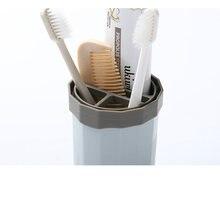 Дорожная простая моющаяся чашка удобная коробка для зубных щеток