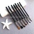 SGM pincéis de maquiagem 7 pcs kit Básico olhos E05 E30 E40 E55 E60 E65 E70 sem caixa