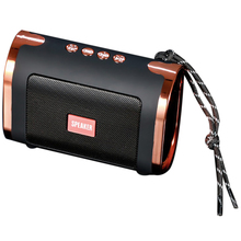 Portable Bluetooth Wireless Speaker Stereo Mp3 Music Speaker Support Tf Card U Disk Fm Hands-Free Talk For Android Ios Phone цена 2017