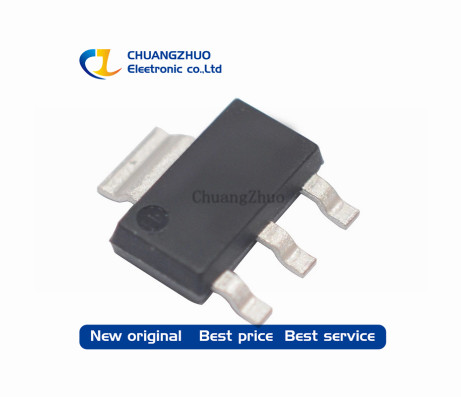 Free Shipping 10PCS/LOT  STN1HNK60 MOSFET N-CH 600V 400MA SOT223