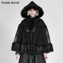 2017 NEW Lolita Gothic Cape Cloak,cospaly fashion girl Princess jacket clothing