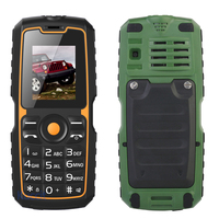 Original XP9900 Mobile phone Power Bank GSM Senior old man Rugged shockproof cell phone Dual sim Powerful Torch Russian Keyboard