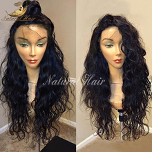Virgin Peruvian Full Lace Wig /Lace Front Wig Body Wave Glueless Full Lace Human Hair Wigs