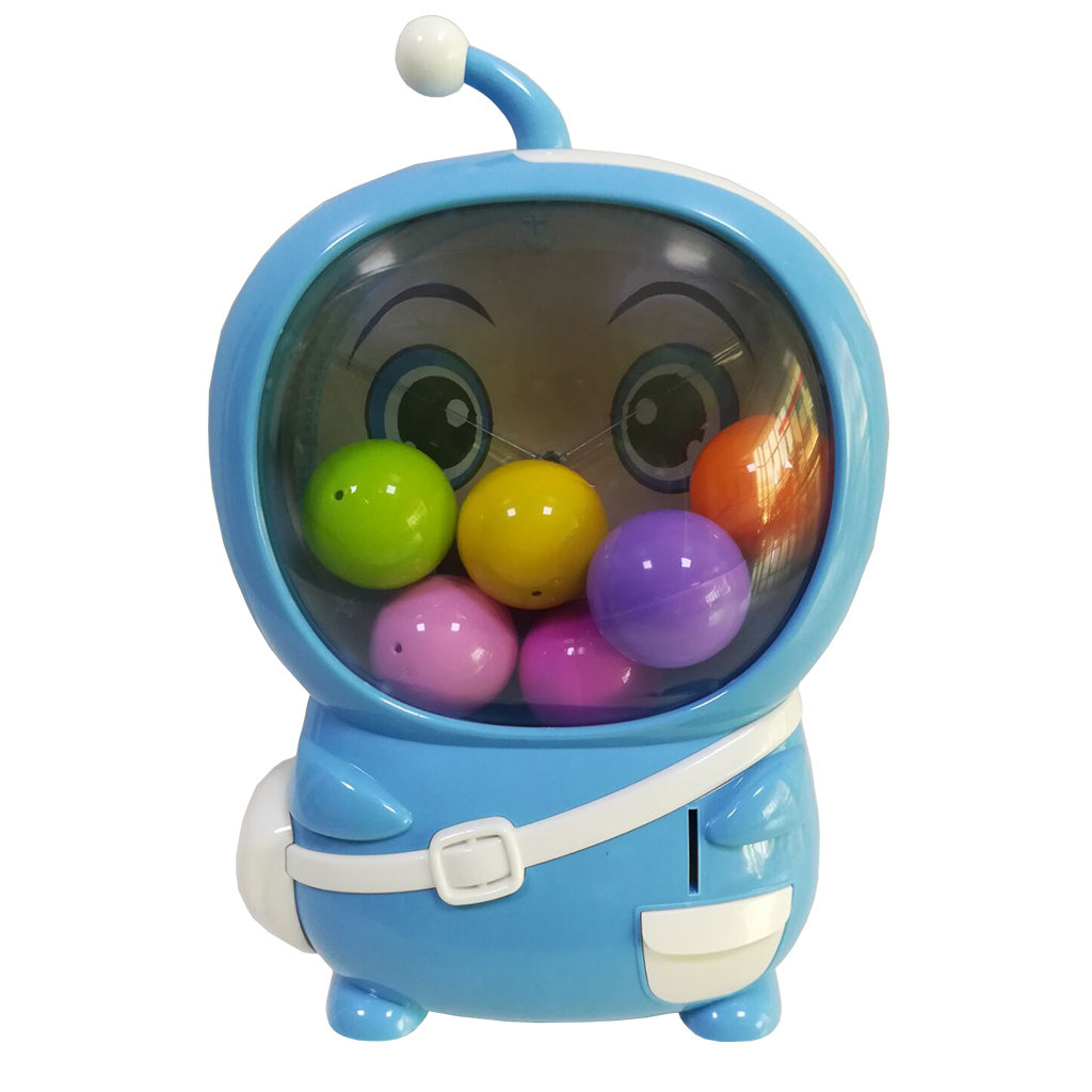Electric Light Music Coin Twisting Egg Machine Shake Egg Lottery Machine Capsule Toy Marchine Coin Operated Games in Gags Practical Jokes from Toys Hobbies