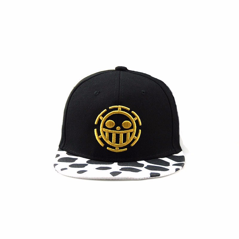 Free-Shipping-Fashion-One-Piece-Baseball-Cap-Hat-Trafalg-Law-Caps-For-Women-Men-Snapback-Caps