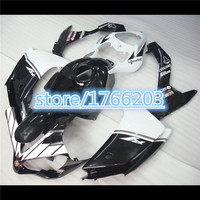 ABS Fairing Set For YZFR1 2007 2008 black white 07 08 YZF1000 2007 2008 R1 YZF R1 07 08 YZF1000 Plastic Kit Ning