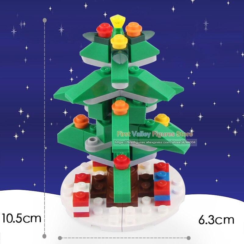 Diligent Christmas Tree Decorations For Home Santa Claus Marvel Action Figure Deadpool Legoingly Building Blocks Toys For Children Rz101 Aromatic Flavor Toys & Hobbies