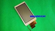 """4.0 """"GARMIN MONTANA 600 600 t için inç LCD ekran ile El GPS LCD ekran Ekran Dokunmatik ekran digitizer Onarım değiştirme"""