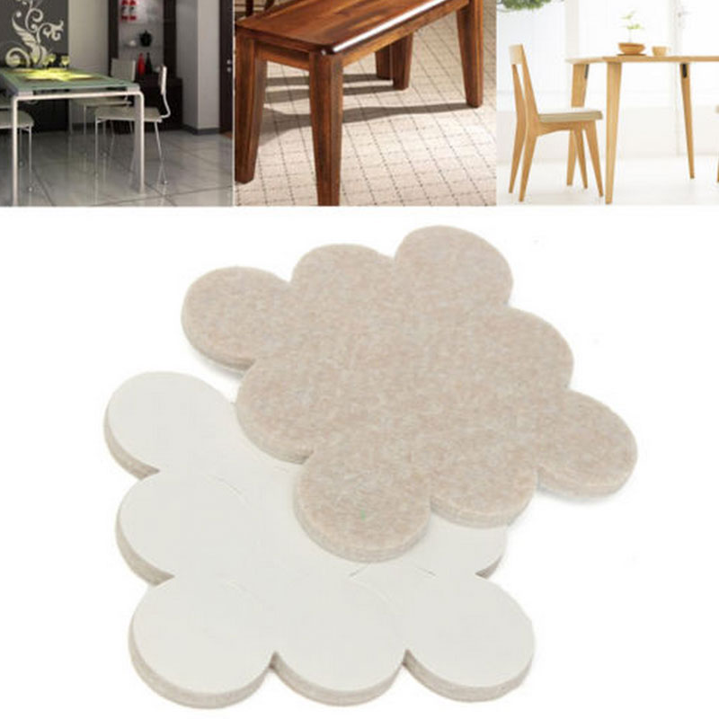 Self Adhesive Floor Furniture Wall Chair Scratch Protector Chair Feet Pads  Round Pads Desk Table Feet