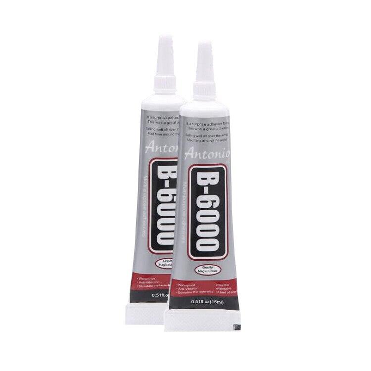 Yant Jouet B6000 9ml 50ml 1pc Glue Multi Purpose Adhesive Rhinestone Diy Liquid