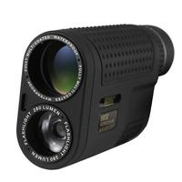GOMU 8x32 Night Vision Monocular Telescope Multifunctional Compact telescope scope Built in Rechargeable Flashlight for Hunting