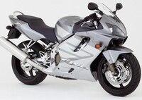 Подходит для Honda CBR 600 f4i 2004 2005 2006 2007 впрыска ABS Пластик мотоциклов обтекателя Kit Кузов CBR600 F4i CBR600F4i CB09