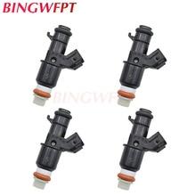 4 Stuks Injectoren Vervanging Voor Honda Accord 2003 2011 Acura 3.0 3.5L Vulpistool 16450 RZP 003 16450RZP003