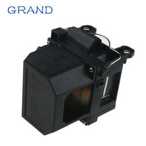 Image 5 - ELPLP57 Lámpara Compatible con carcasa para Epson EB 440W, EB 450W, EB 450WI, EB 455WI, proyectores GRAND