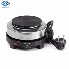 Mini estufa eléctrica, placa caliente, placa de cocción, calentador de té y café multifunción, electrodomésticos, placas calientes para cocina, 220V, 500W