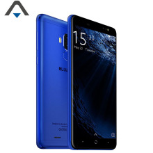 Original Bluboo D1 Smart phone Quad Core RAM 2GB ROM 16GB 720P HD 2600mAh 5 inch 2600mAh Android 7.0 Fingerprint 3G celular