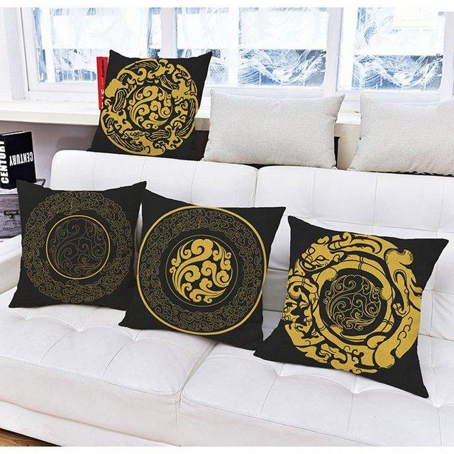 dekokissen full size of wohndesign interessant tolles dekoration dekokissen schwarz weis kissen. Black Bedroom Furniture Sets. Home Design Ideas