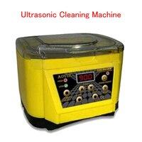 110 V/220 V 1L Ultrasonik Temizleme Makinesi Takı Ultrasonik Temizleyici Izle Samll Elektrikli Süpürge AOYUE 9060