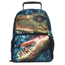 Cool 3D animal printing backpack fashion backpacks for teenage casual men daypack women's backpack back to school bookbag