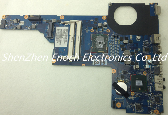 For HP Pavilion G6 motherboard integrated I3-370M 653087-001 6050A2450801-MB-A02 stock No.224