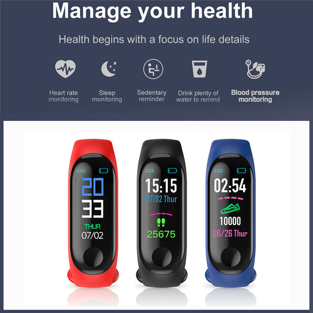 Men-Women-Smart-Watches-Sport-Fitness-Watch-Color-screen-Waterproof-blood-pressure-Monitor-Heart-Rate-Monitoring