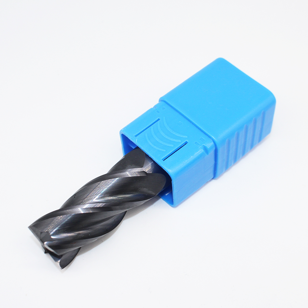 1PCS HRC50 20mm Solid Carbide Endmills D20X100L 4Flute Standard Length Side milling Slotting Profiling face mill