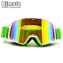Vintage Windproof Moto Outdoor Motorcross Off Road Racing Riding cycling Motorcycle Helmet Goggles Glasses Protective Goggles