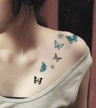 HC03- Design Fashion Temporary Tattoo Stickers Temporary Body Art Waterproof Tattoo Pattern
