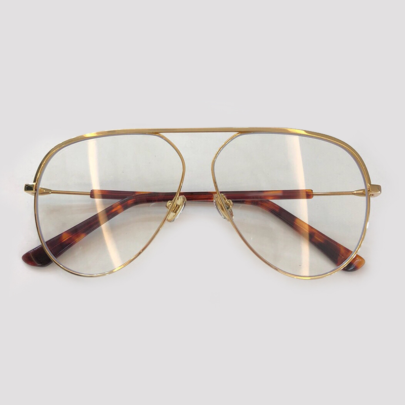 Eye Cat Glasses Frame High Quality with Packing Box 2019 New Fashion Women Frames for Optical Lens - 2