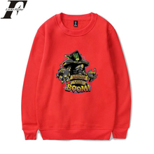 LUCKYFRIDAYF Hearthstone Sweatshirts Hoodies Women Game Anime Spring Pullover Sweatshirt Clothes Plus Size
