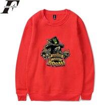 LUCKYFRIDAYF Hearthstone Sweatshirts Hoodies Women Game Anime Spring Hoodies Women Pullover Hoodies Sweatshirt Clothes Plus Size цена